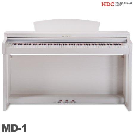 [36개월 무이자][무료배송] 영창 커즈와일 디지털피아노 MD-1/MD1 (화이트)