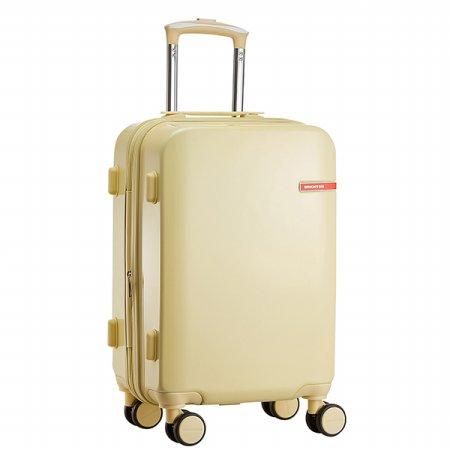 브라이튼 메이블 20형 기내용 여행용캐리어 여행가방 레몬옐로우