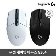 [비밀쿠폰][로지텍정품] 게이밍마우스 G304 [블랙/화이트][무선]