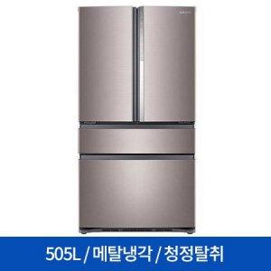 스탠드형 김치냉장고 RQ51N92D0X2 (505L) 4도어/M9000