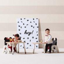 atti(아띠) 유아 의자 디즈니컬렉션 4종 미키 아띠