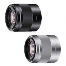 E마운트 단렌즈 E 50mm F1.8 OSS [ 블랙 / SEL50F18 ]
