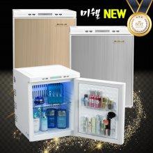 무소음 화장품 냉장고 AT-0161SL (25L)