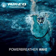 아메오(AMEO) 파워브리더 스노클 WAVE(SWIM)