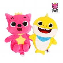 핑크퐁 머리보호대 아기 머리쿵 방지 쿠션 1입 핑크퐁 Pink