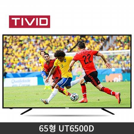 L.POINT  30,000점 증정/65형 UHD TV (165cm) / UT6500D [스탠드 자가설치]