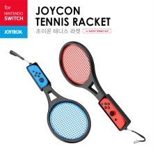 닌텐도스위치용 조이콘 테니스 라켓(화이트)