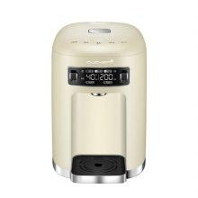 프리미엄 분유포트 CP-W302MCB [ 베이지 / 2L / 세밀한 온도 조절 / 차일드 락 / 살균세척 / 물없음 감지 ]