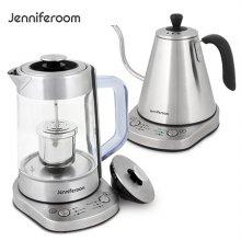 홈카페 마스터 티&커피 JR-HC2200S [6가지 온도 설정 / 보온 기능 / 자동 전원 차단]