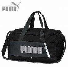 푸마 펀더멘탈 스포츠 스몰 더플백 07556501 가방 팀백 07556501 블랙다크그레이/S(스몰)
