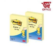 포스트잇 팝업노트 KR320(라인)