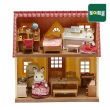 [실바니안공식] 초콜릿토끼의이층집 스타터세트 SF-07