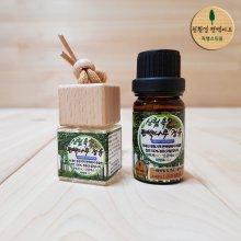 편백나무 정유 방향제 끈형/단품