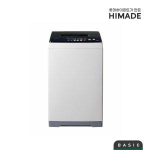 일반세탁기 LAW-M06WP1W [6kg/소형 세탁기/드럼 청소 기능]