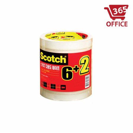 스카치 다용도리필 502-8 (12mmx20m) 6+2