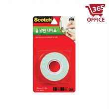 스카치 폼 양면 테이프 #2215 (24mm1.5m)