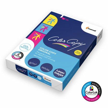 소포장칼라지(200G) A4 100매