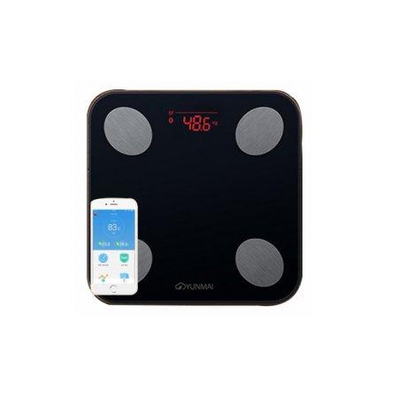 스마트 체중계 미니2 (블랙)