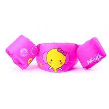 유아용 퍼들점퍼 핑크코끼리