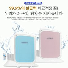 스탠드형 칫솔 살균기 핑크 TM5500