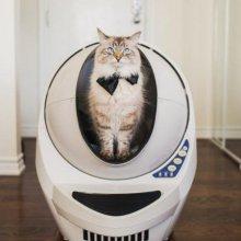 오픈에어 리터로봇Ⅲ 고양이 자동 화장실