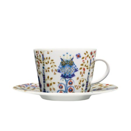 타이카 커피잔세트 (화이트)