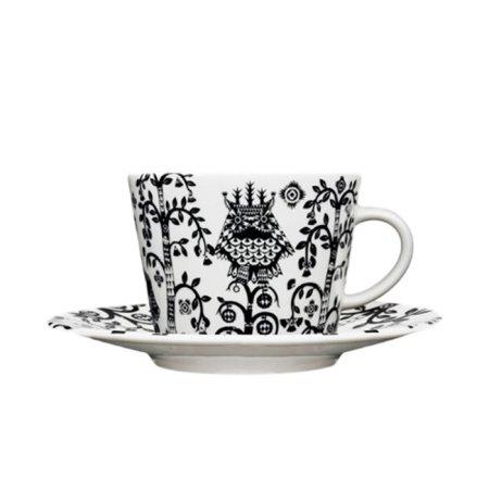 타이카 커피잔세트 (블랙)