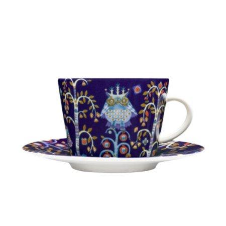타이카 커피잔세트 (블루)