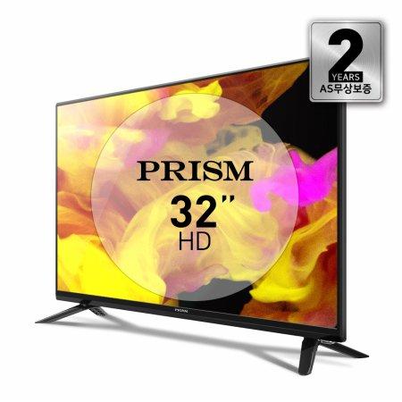 81cm HD TV RGB패널 2년무상보증 / 무결점 보장 / PTI320HDK [벽걸이 설치(기사방문,상하브라켓포함)]