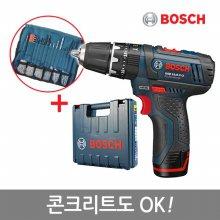 [보쉬]10.8V리튬이온 충전임팩드릴 GSB 10.8-2 LI(1B)