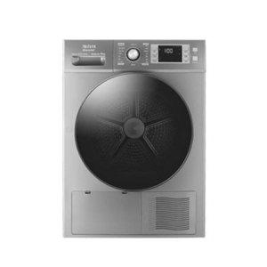 클라윈드 히트펌프 건조기 KDRC-C100LSSB [10KG/실버/저온제습/인버터모터/16가지맞춤건조/에어클리닝]
