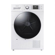 건조기 클라윈드히트펌프 KDRC-C100LSWB [10KG/화이트/저온제습/16가지맞춤건조/내부잠금]
