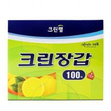 크린장갑 일반 100매