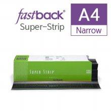Fastback 20E SuperStrip Narrow 100개입 Black