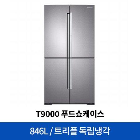 月34,000원(60개월 무이자)T9000 푸드쇼케이스 냉장고 RF85M96427Z[846L]