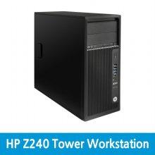 워크스테이션 Z240 TW (I7-6700/8GB/256GB+1TB/멀티/WIN10PRO)