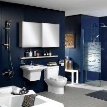 바스 팬톤 고급형 공용/거실 욕실 리모델링