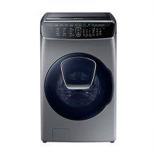 플렉스워시 드럼세탁기 WR20N9970KP [17kg+3.5kg/이녹스 실버]