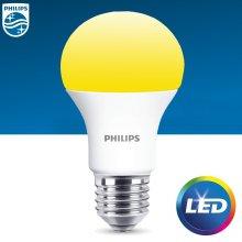 LED 13W 전구색(오렌지색) 1개입