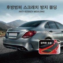 후방범퍼 스크래치 방지 몰딩 _RV/SUV