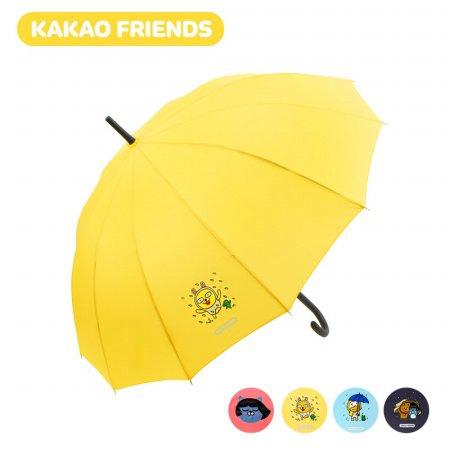 카카오프렌즈 12K 장우산 EUKTU10001~4