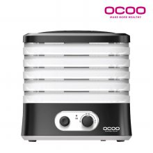 식품건조기 OCS-D400 [5단 건조대 / 트레이 높이 조절 / 온도 설정 다이얼]
