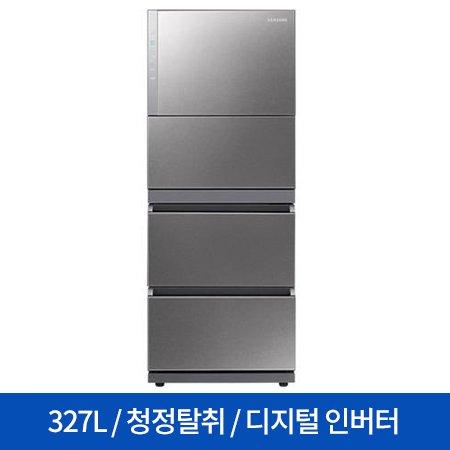스탠드형 김치냉장고 RQ33N7332G2 (327L) 김치플러스/3도어
