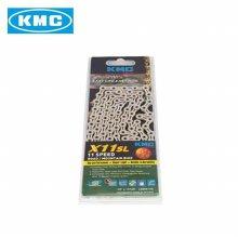 KMC 11단 자전거 체인 X11SL SILVER