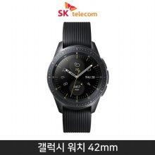 [SKT] 갤럭시워치 42mm(LTE)[미드나잇 블랙][SM-R815S]