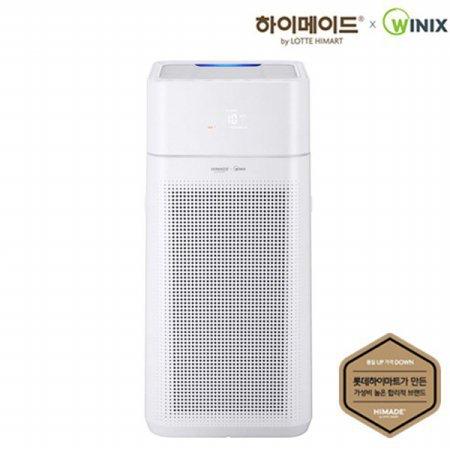 위닉스×하이메이드 공기청정기 HM-WIX23 *환급대상모델* [75.9m² / 1등급 / 3D 터보청정]