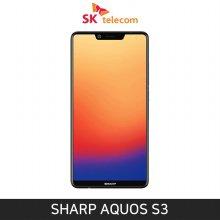 [SKT]샤프 아쿠오스 S3 64기가[블랙][AQUOS-S3]