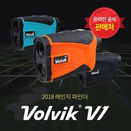 [볼빅] 레인지 파인더 V1 골프 거리측정기 블랙