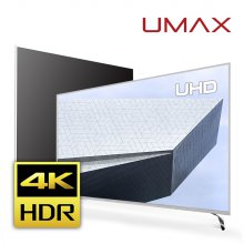139cm UHD TV HDR / 4K USB 지원 / UHD55R [스탠드형 택배기사배송 자가설치]