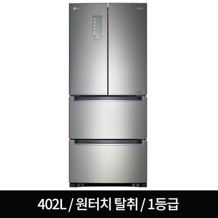 스탠드형 김치냉장고 K418SN13E (402L) 디오스/4도어/1등급